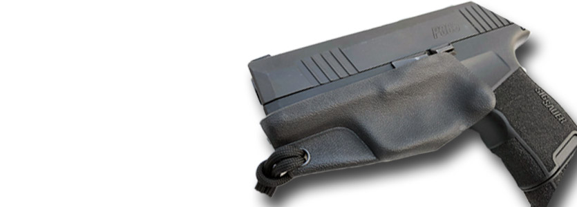Detroit Holster Custom Kydex Holsters Sig P365 Glock 42 Glock 43